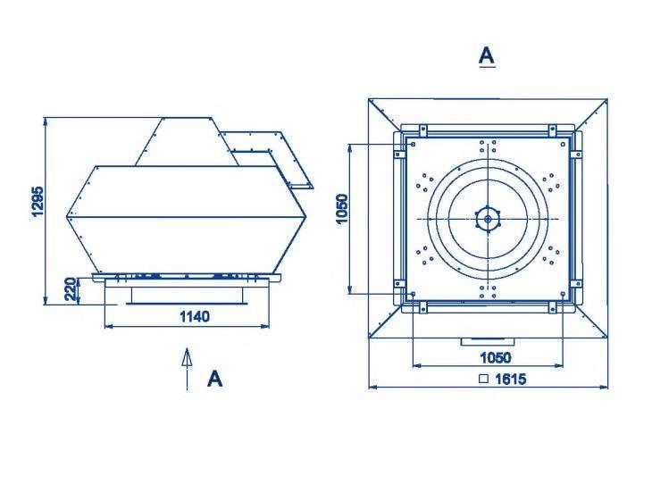 RFF-900/RFF-900-SE давление/производительность