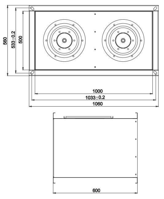 KTD 100-50 размеры