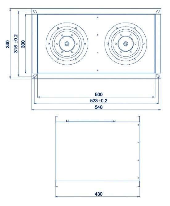 KTD 50-30 размеры